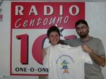 Lisa e Claudio Randone con la maglietta !!!