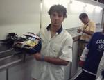 Copertina dell'Album: Campionato formula 3000 - Luca Filippi